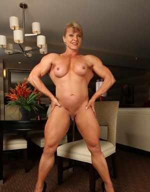 Female bodybuilders naked sex