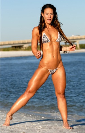 Physically Fit Nude Women